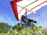 Approach nature with a two-seater flight