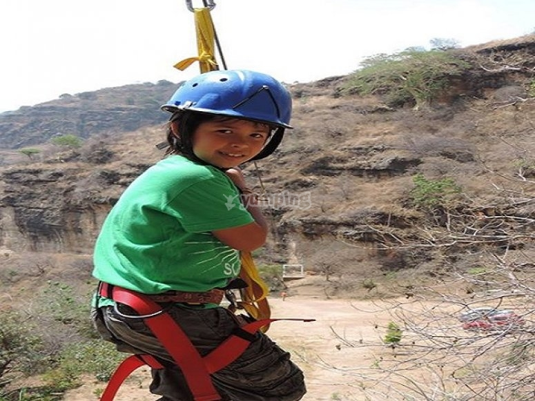 Zipline for kids