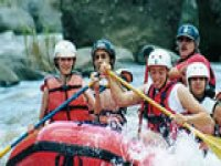 All in Rafting
