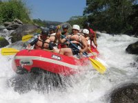 rafting emotions