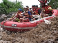 Live the rafting