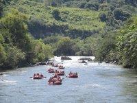 Rafting tours