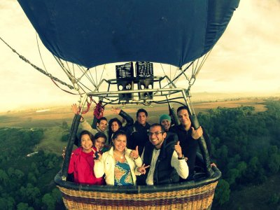 Hot Air Balloon Ride on Weekdays, Tlaxcala