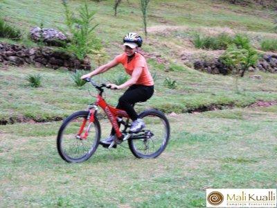 Biking tour: ecotourism complex in Malinalco