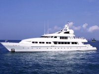 Yacht in Cancun and Isla Mujeres