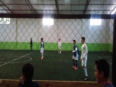 1 hour rental indoor football court
