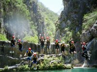 Canyoning in Matacanes, lodging Hotel Boutique.