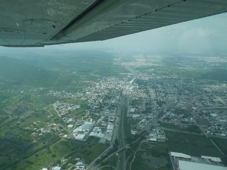 Pilot for a day in Atizapán de Zaragoza