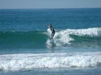 atrevete a surfear