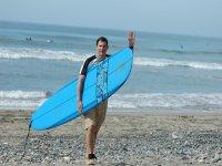 surfing en Guerrero