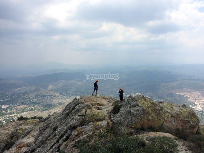 vistas panoramicas de bernal