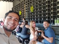 Wine tourism in Ensenada