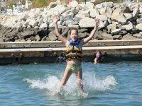 Nado con delfines Swim Royal para peques Los Cabos