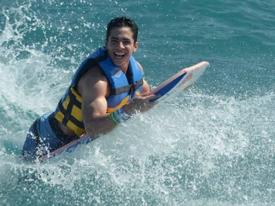 Programa de Nado Delfines Swim & Ride en Los Cabos