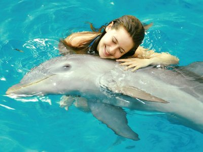 Encuentro con delfines en Los Cabos 45 minutos