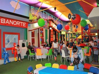 Children event venue rental Monday to Thursday
