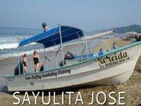 Sayulita José  Pesca