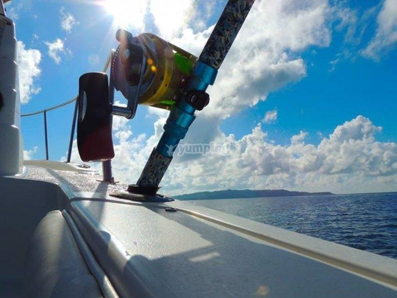 pesca en loreto
