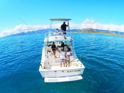 Recreational fishing, 6 hours, Loreto Bay.