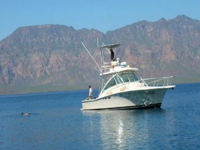 Costo pesca en yate compartido 2personas 6h Loreto