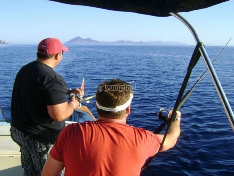 pesca deportiva en loreto