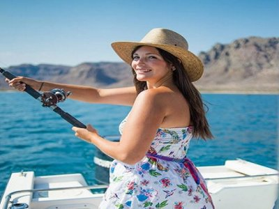 Fishing in Loreto for 6 hours