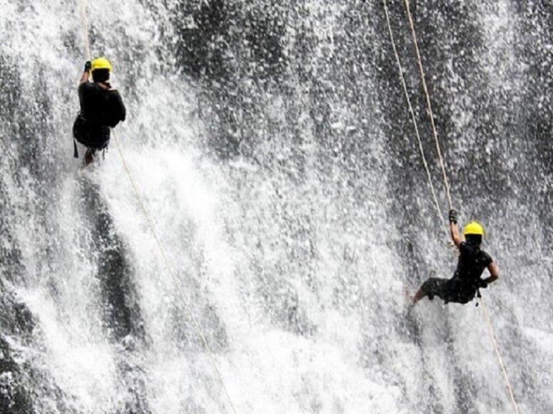 The cascades of Alseseca