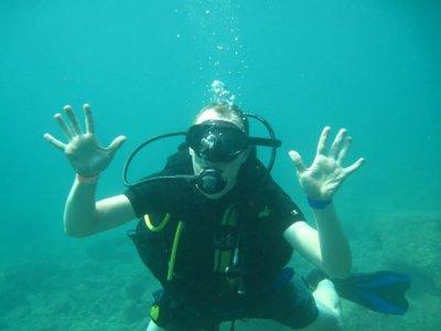 Diving trip 2 tanks. Islas Loreto