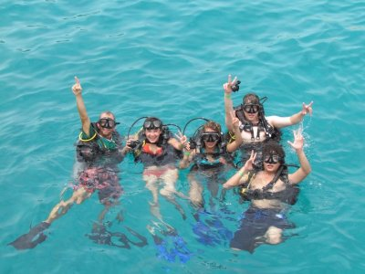 PADI Discover Scuba Diving, Islands of Loreto