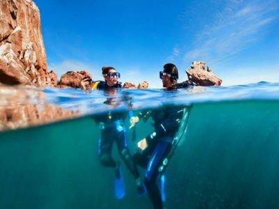 Certificación Open Water en Islas de Loreto