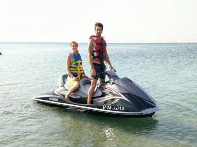Renta de Moto acuática 1h