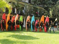 kayak team