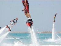 flyboard en grupo