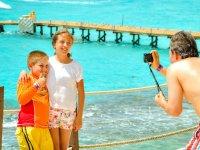 Swim with dolphins + Parque Garrafón, children