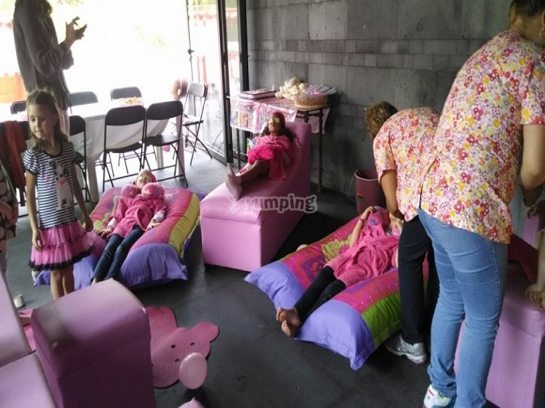Spa for kids