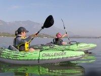 Kayak en Parejas