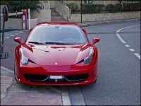 Drive a F458 Ferrari Through MXDC