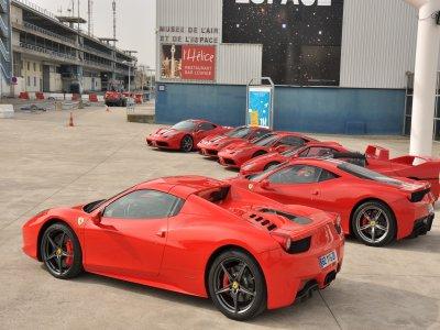 Manejo de Ferrari F458 por 30 minutos en CDMX