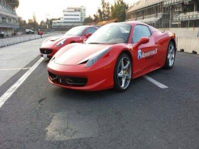 Ferrari Drive for 2 + buffet