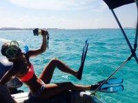 Oferta Tour privado y snorkel Manglares-Playa 3h Canc�n