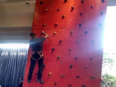 Climbing Wall Rent 5 Hours in Mexico City