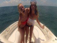 Oferta Paseo barco 9h, snorkel,esqu� y Wakeboard Canc�n