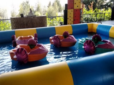 5 hour Boat rental for kids party, D.F