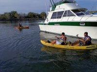 kayaking in San Blas Nayarit