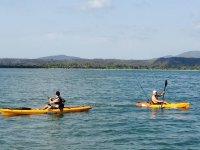 fishing and kayaking in nayarit