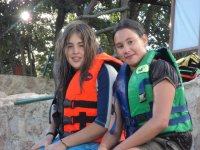 Ready for kayaking