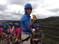 Ready to rappel