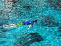 Snorkeling in Nayarit