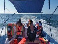 Snorkeling in Isabel Island
