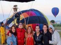 Oferta Paquete Vuelo en Globo con amigos en Huasca 2 d�as